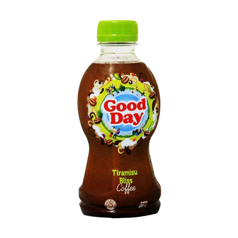 Jual Good Day Tiramisu Bliss Minuman Kopi 250 Ml Online November 2020 Blibli