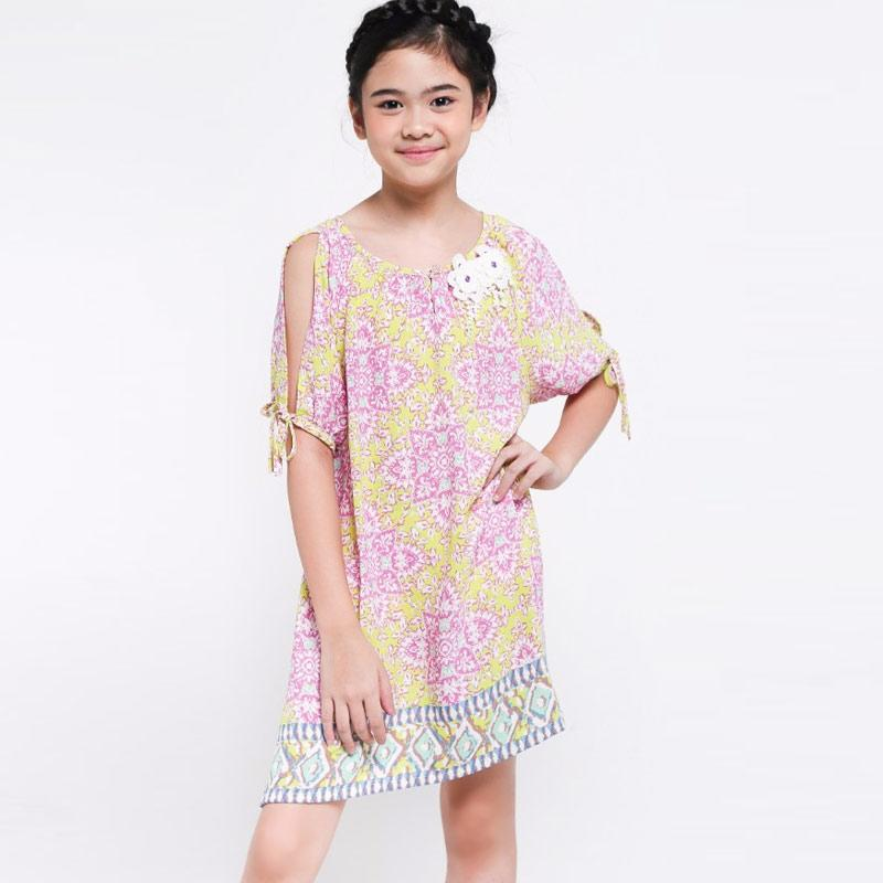 Cute GDW 480 GR Kids Girls Atasan Anak
