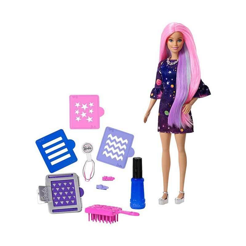 Barbie FHX00 Color Surprise Boneka