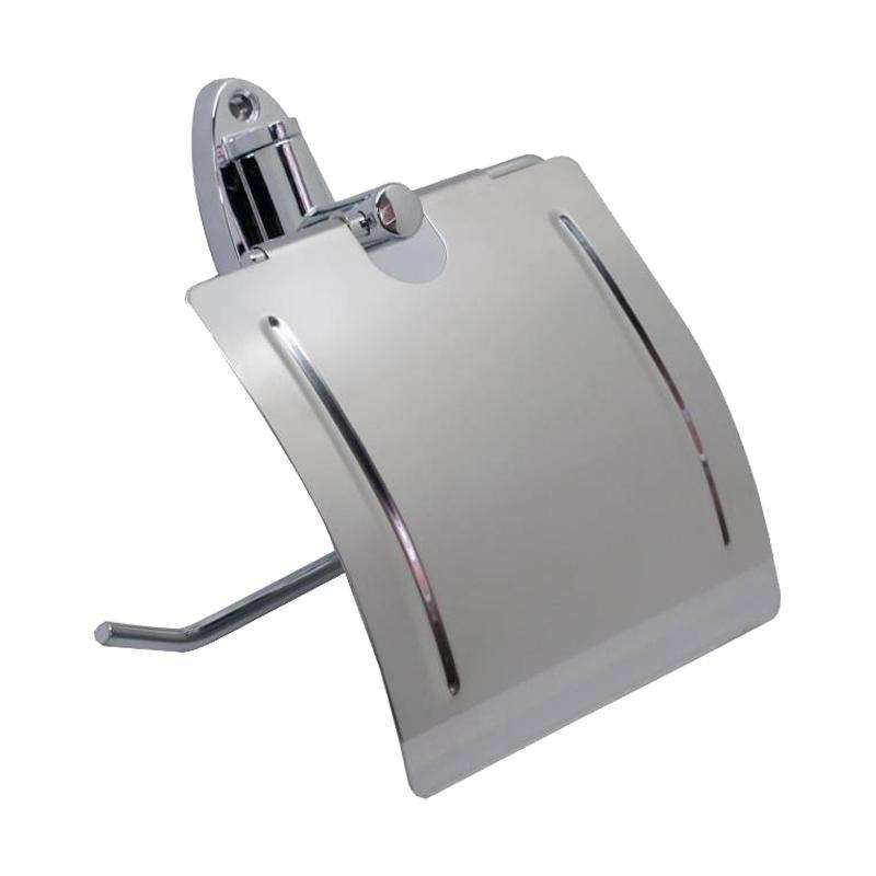 JYSK MEDLE steel Toilet Paper Holder Tempat Tissu