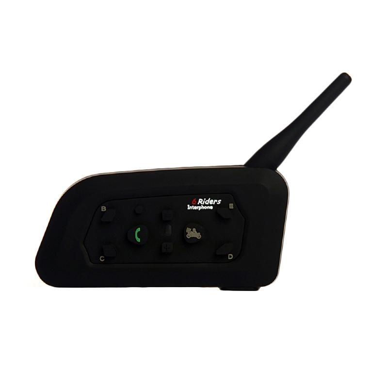 VNETPHONE V6-1200m Bluetooth Intercom Headset Sepeda Motor