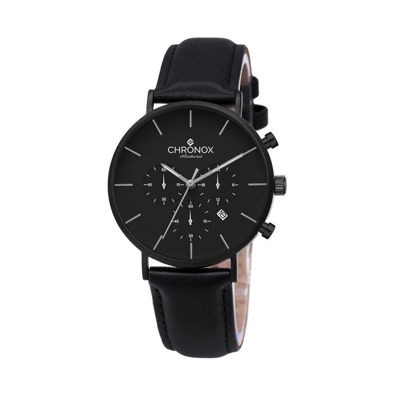 Jual CHRONOX Black Series Jam Tangan Pria  CX1006 A  Online - Harga    Kualitas Terjamin  bad9722872