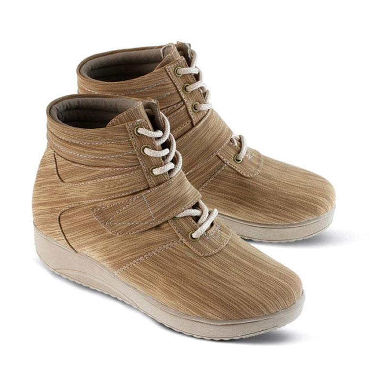 Harga golfer gf 7001 sandal slop bustong casual pria leather kulit kekiniian edisi 2017 coklat |
