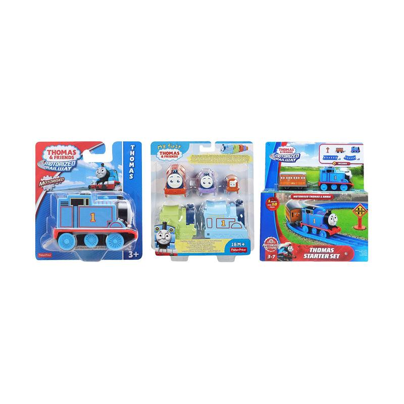 Thomas and Friends Special Set A Mainan Anak