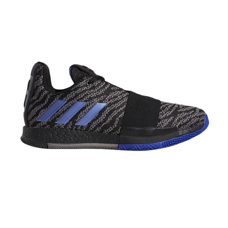 Jual adidas Harden Vol. 3 Core Sepatu Basket Unisex - Black [G26811] Online  September 2020 | Blibli.com