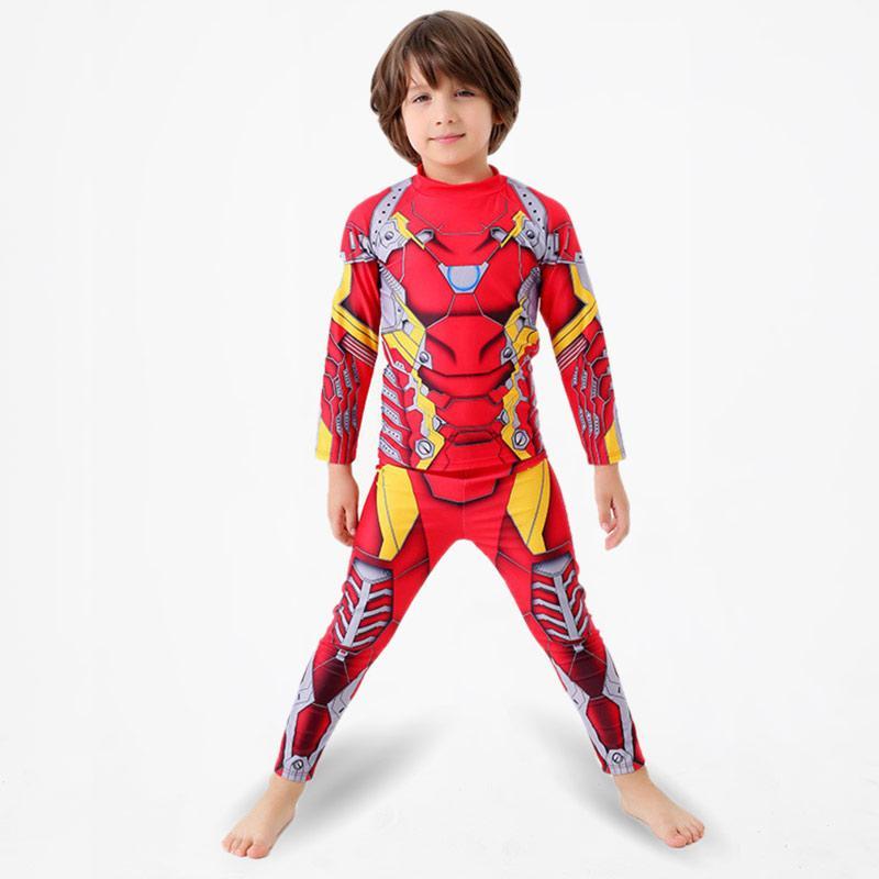 Jual chloe's clozette BR-11 Superhero Iron Man Baju Renang Anak Online  September 2020 | Blibli.com