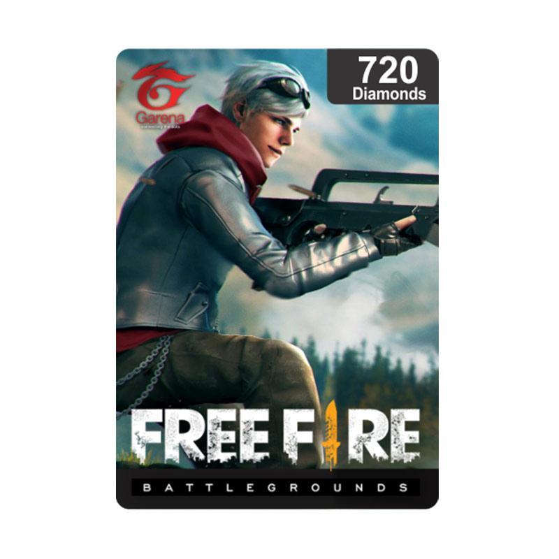 √ Garena Free Fire 720 Diamond Voucher Game Terbaru Agustus 2021 harga  murah - kualitas terjamin | Blibli
