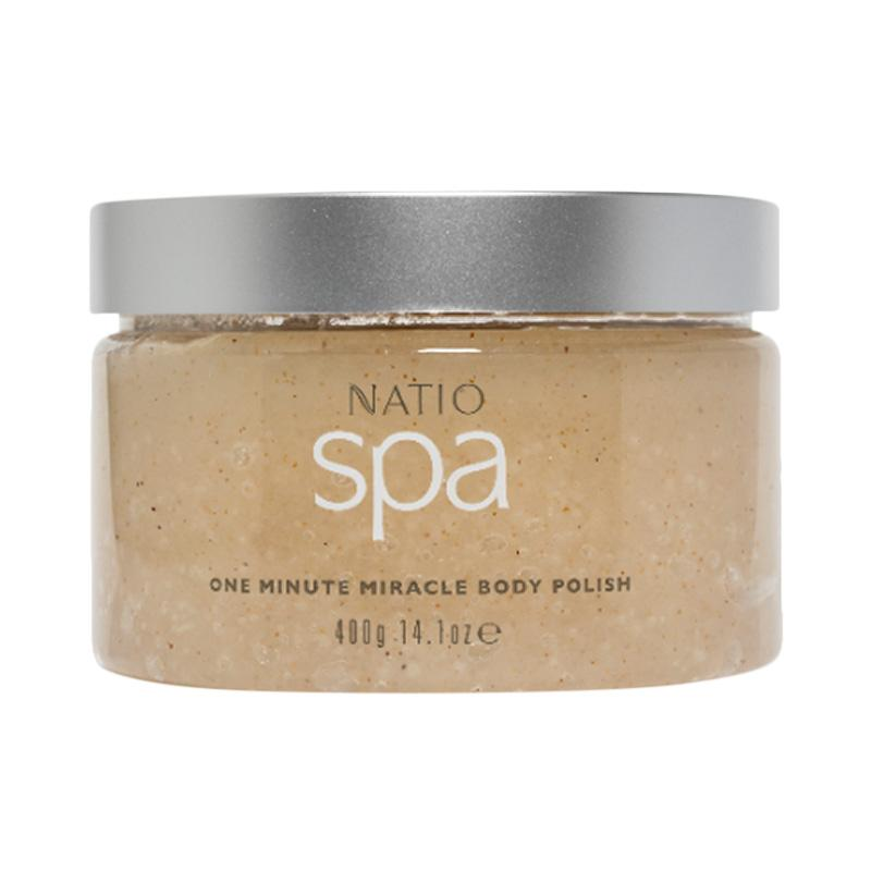 Natio Spa One Minute Miracle Body Polish