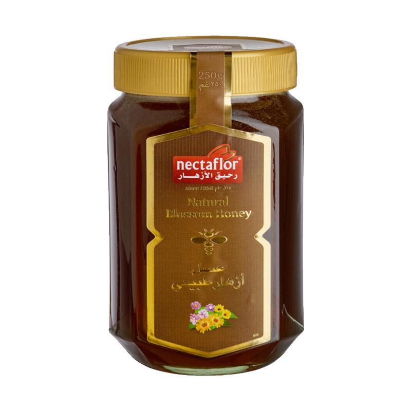 Madu Nectaflor Blossom Honey 250 gr (Jar)