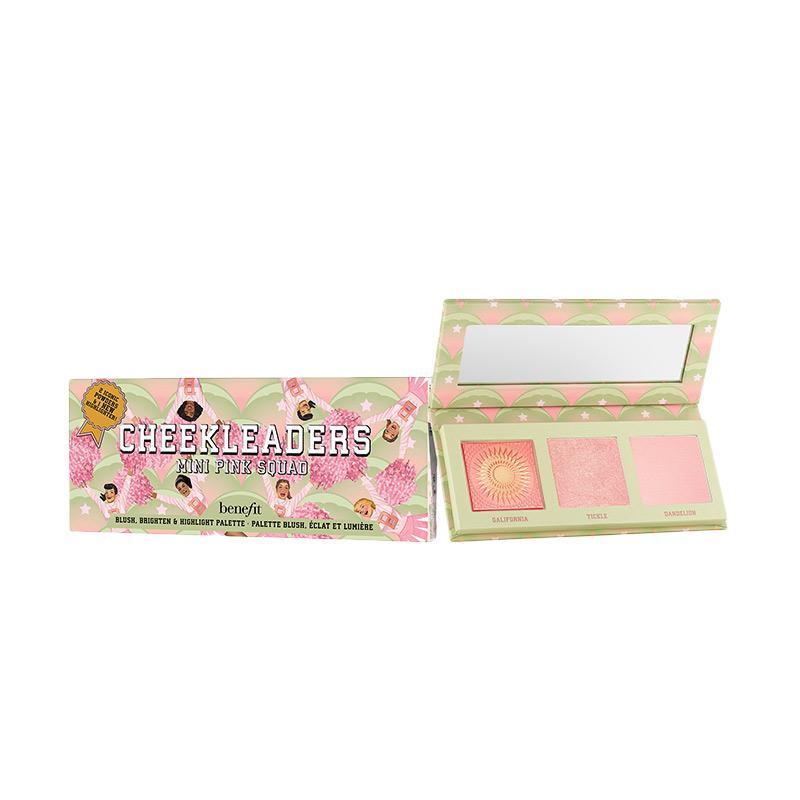 Benefit Cosmetics Cheekleaders Pink Squad Mini Blush On