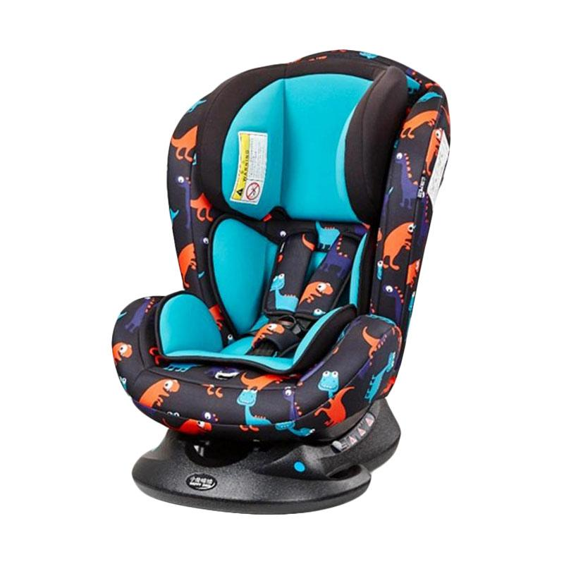 Dino Car Seat >> Babydoes X Happy Dino Lcs 899 Blue Car Seat
