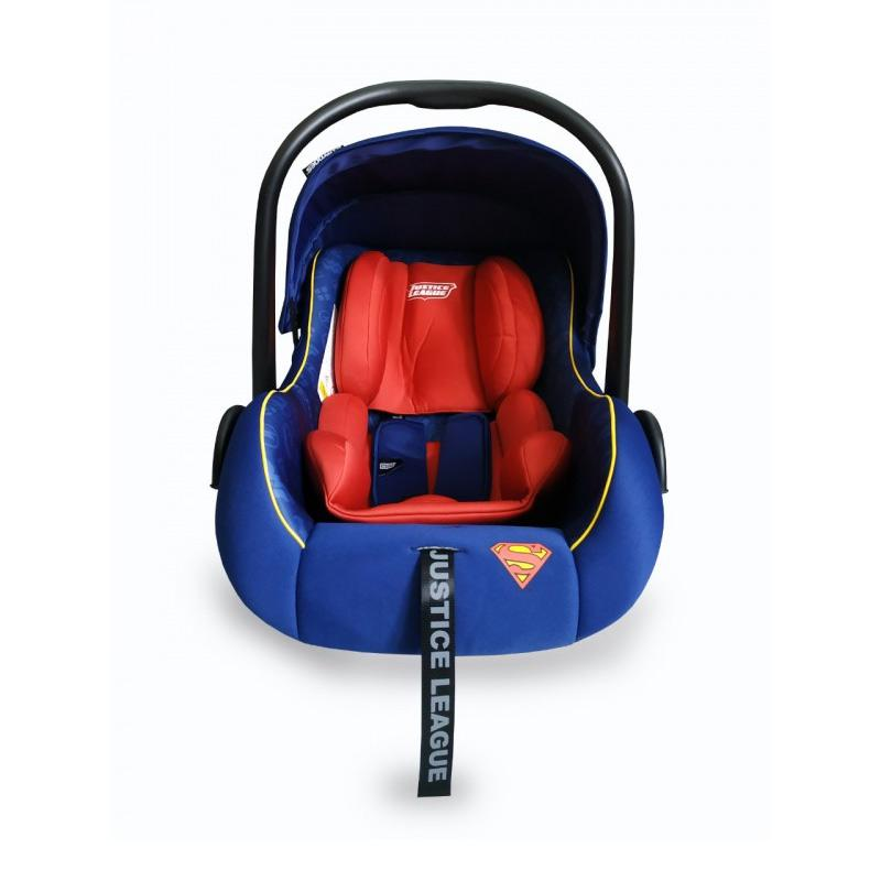 Babydoes JM2402SN Superman Carrier Justice League Baby Car Seat -