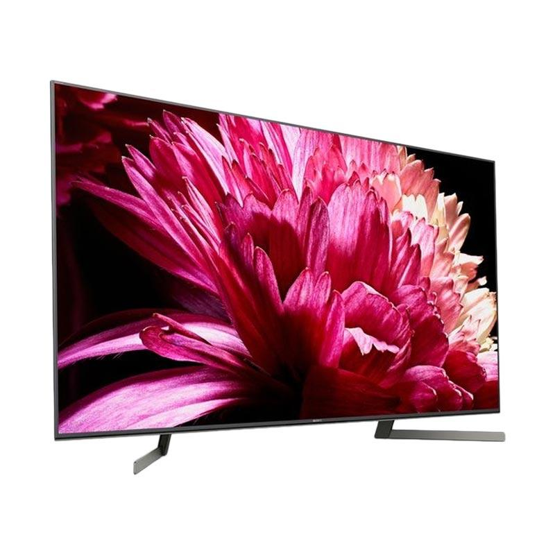 Jual Free Ht X9000f Resmi Sony Kd 55x9500g Uhd 4k Android High Dynamic Range Triluminos Smart Led Tv Black 55 Inch Online September 2020 Blibli Com