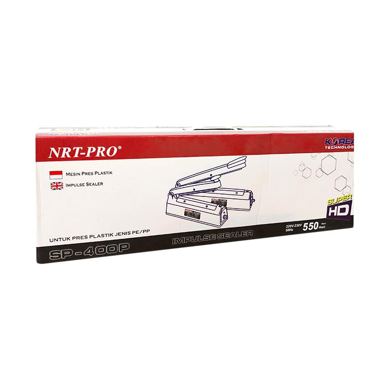 Jual Nrt Pro Sp400 Impulse Sealer Alat Press Plastik Kemasan