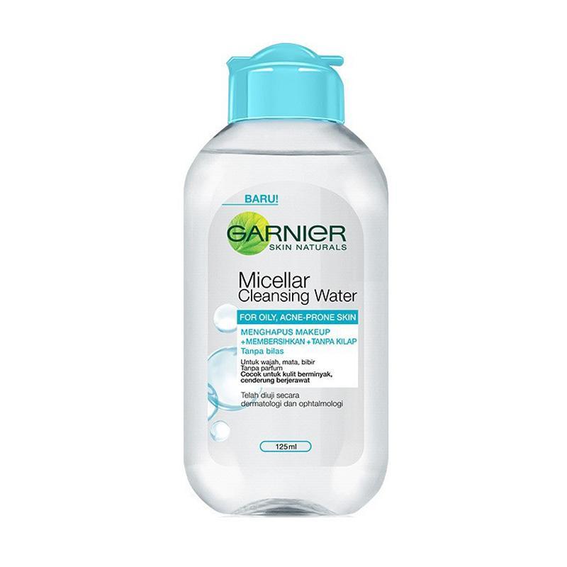 Harga Garnier Micellar Water Untuk Kulit Berjerawat