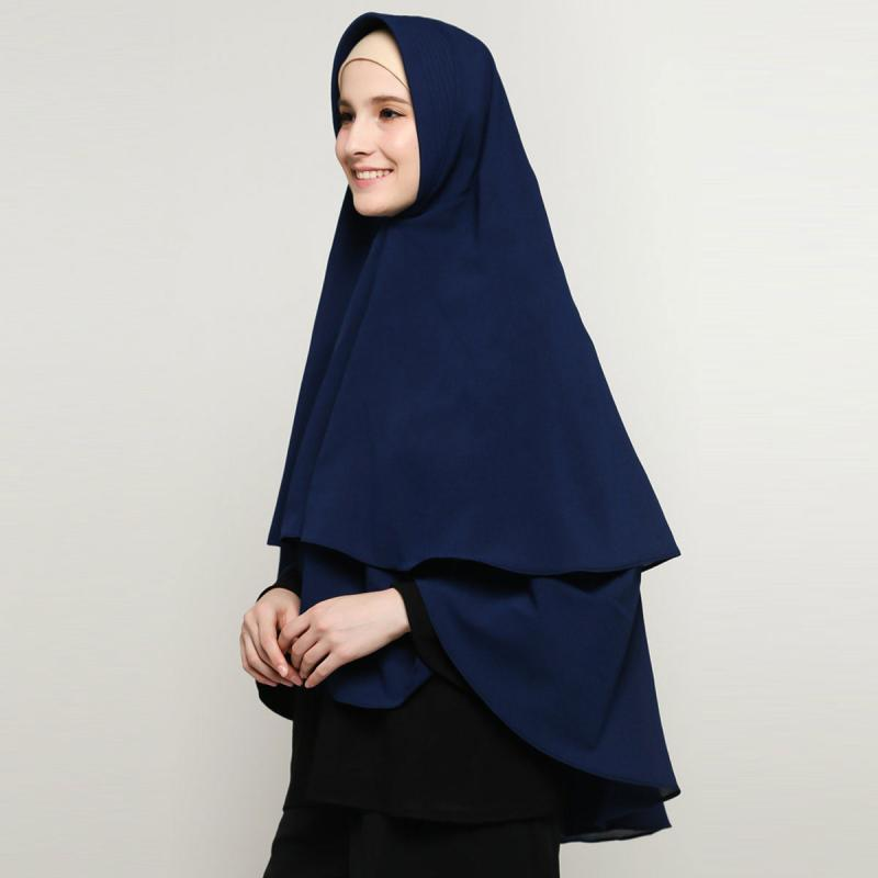 Jual Fola Hijab Bergo Pet Antem Nami Khimar Jumbo Jilbab Instant Online November 2020 Blibli
