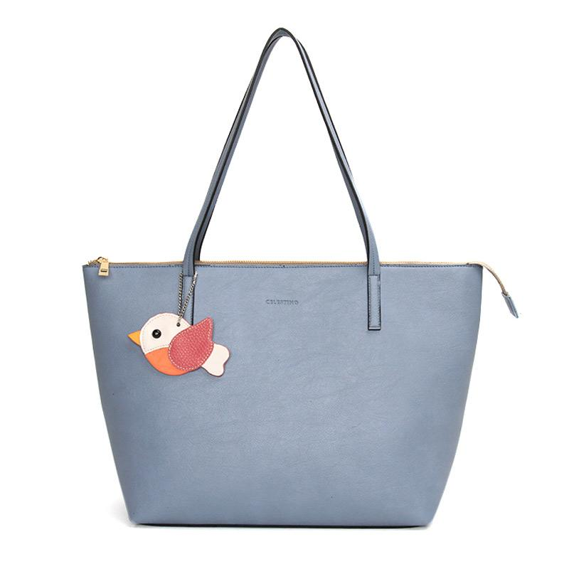 Celestino Malta Tote Bag Wanita Flinstone