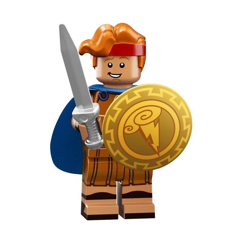 LEGO SET 71024 DISNEY SERIE 2  POLYBAG FIGURINE MINIFIG LA PRINCESSE JASMINE