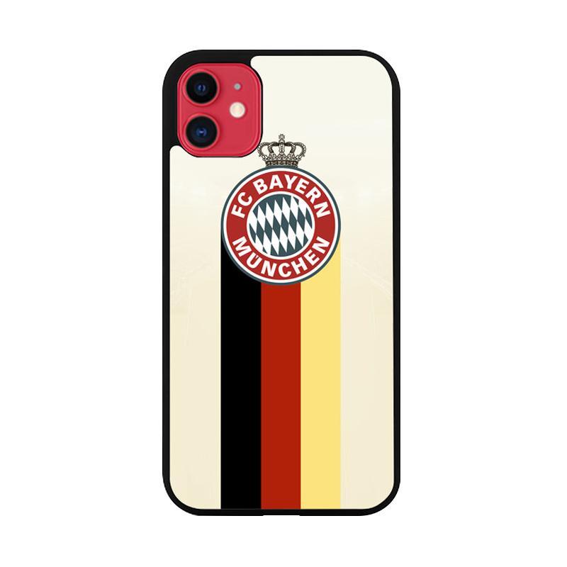 Jual Casing Hardcase Iphone 11 Case Fc Bayern Munchen Logo Simple