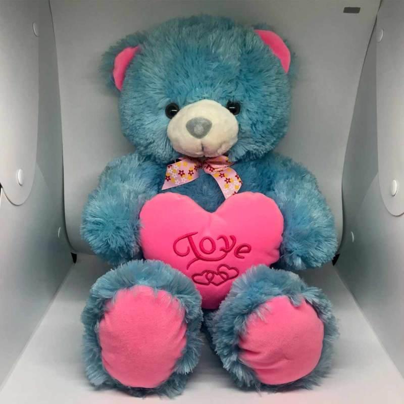 Cute Lamb Stuffed Animals, Jual Oem Boneka Teddy Bear Love 50 Cm Online November 2020 Blibli