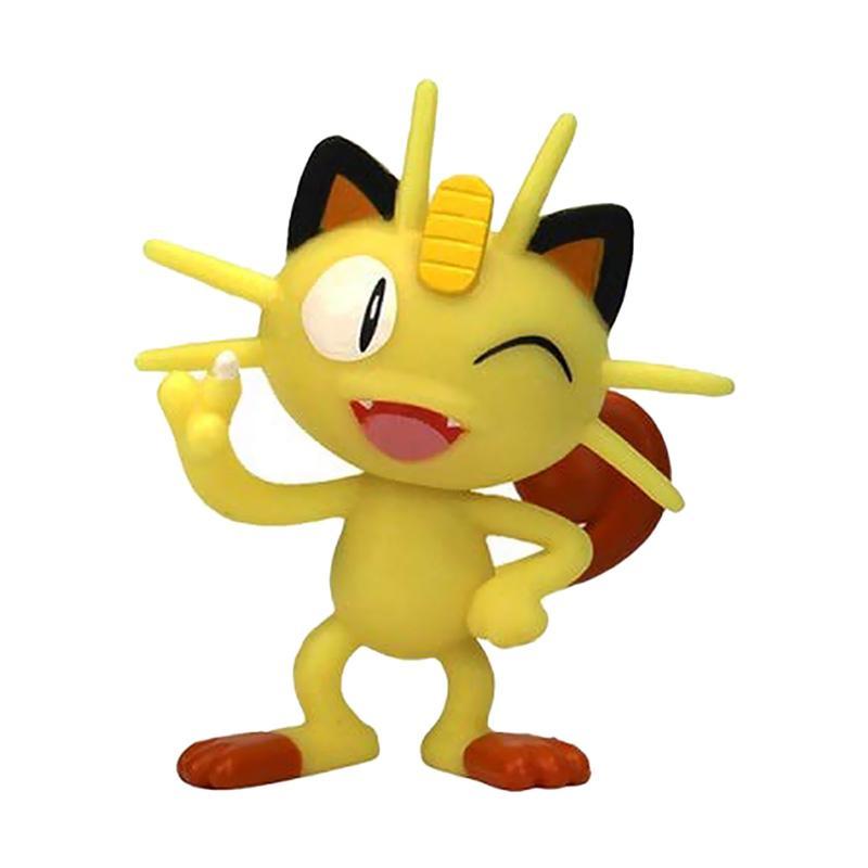 Takara Tomy Pokemon Sun/&Moon Pikachu Sasaete Support Mascot Completed Set 5pcs
