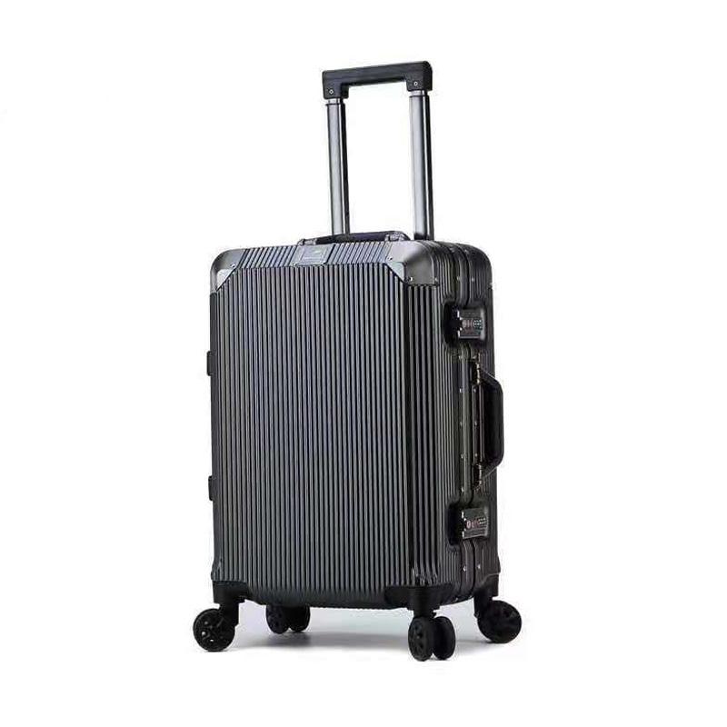 Jual Parkson USA T001 Profesional TSA Lock Koper - Grey [20 Inch] Online November 2020 | Blibli