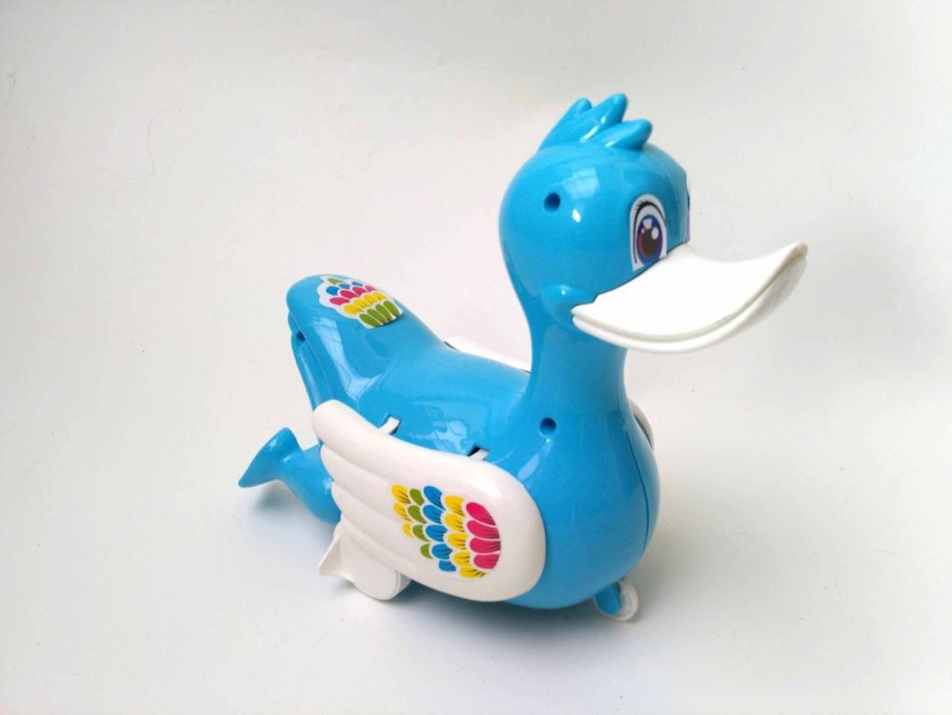 Jual Toys Festival Robot Boneka Bebek Kwek Kwek Multicolor