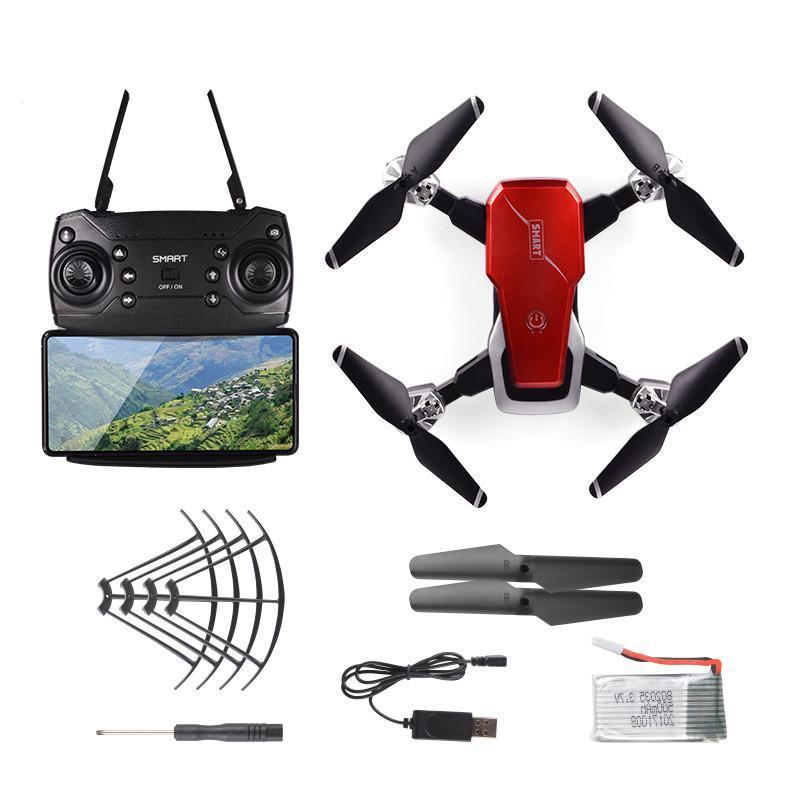 Mini 720P Camera RC Drone 2.4G 4CH 6-Axis FPV Remote Control Quadcopter Pocket