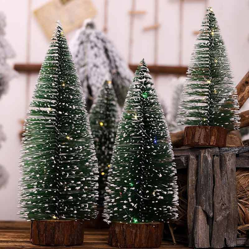 10 X Christmas Xmas Tree Color Changing LED Light Lamp Home Party Decora JJW