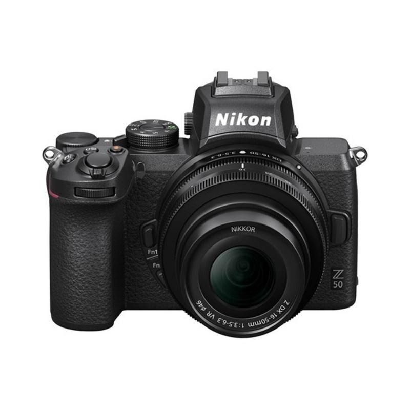 Nikon Z50 Kit 16 50mm Lens Kamera Mirrorless
