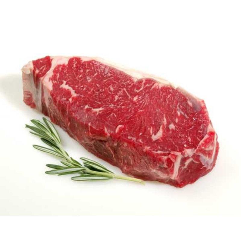 US Premium Black Angus Sirloin Striploin Beef Steak