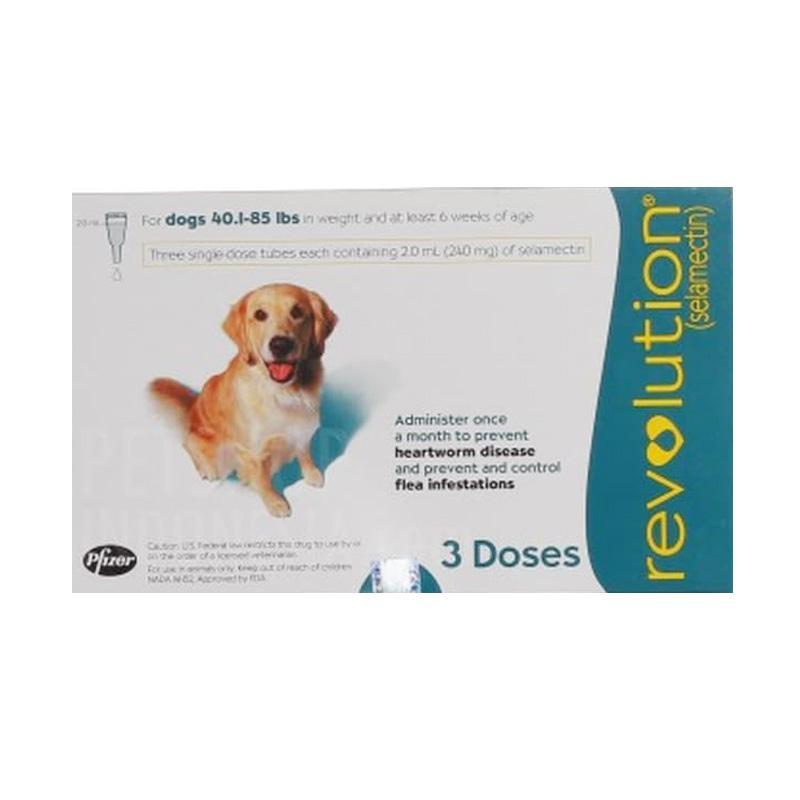 Jual Revolution For Dogs 18 38 Kg Selamectin Obat Kutu Anjing Online Desember 2020 Blibli