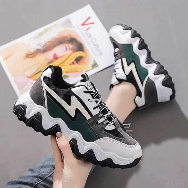 Fashion BL-01 Sepatu Sneakers Wanita