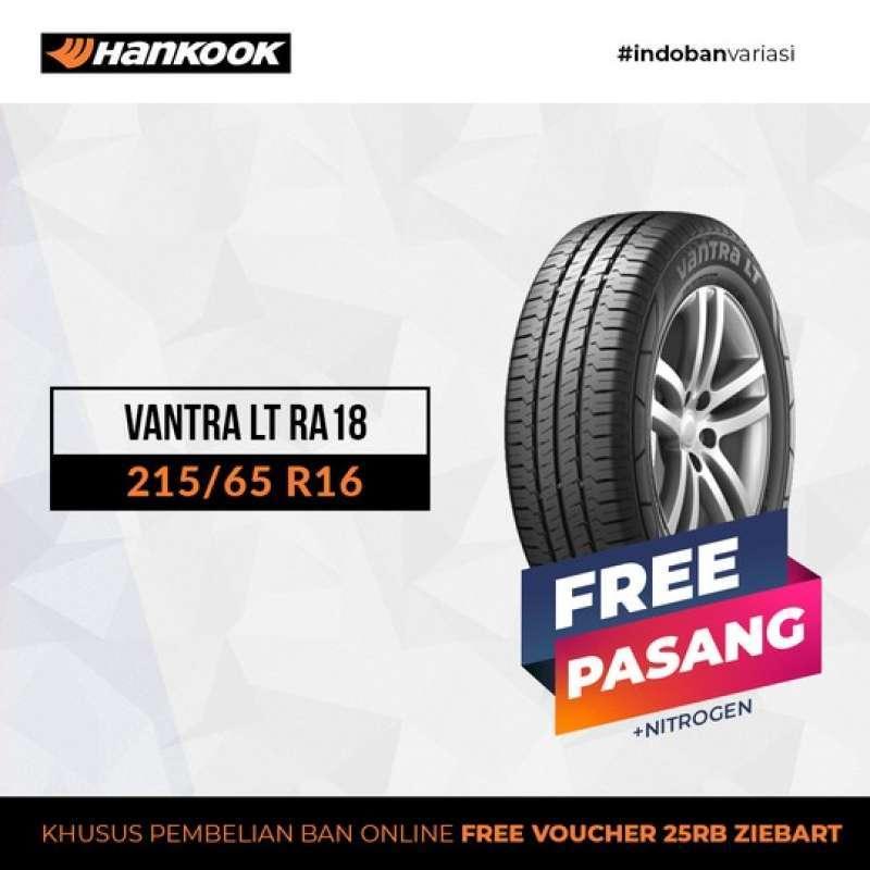 Jual Hankook Vantra Lt Ra18 215 65 R 16 R16 Ban Mobil Online September 2020 Blibli Com