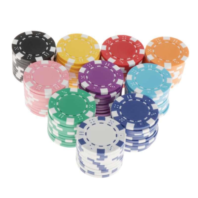 Jual Oem Casino Board Blank Chips Token Poker Chips Set Table Game Set Of 100pcs Online Maret 2021 Blibli