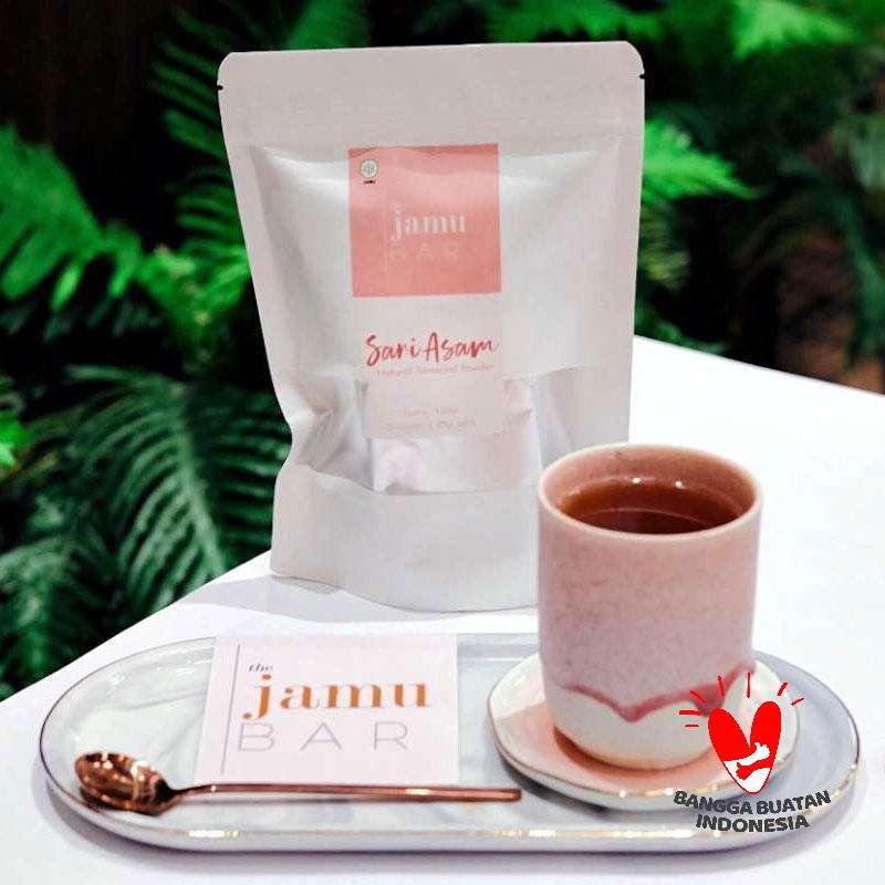 The Jamu Bar Sari Asam Natural Tamarind Powder 5 Sachet
