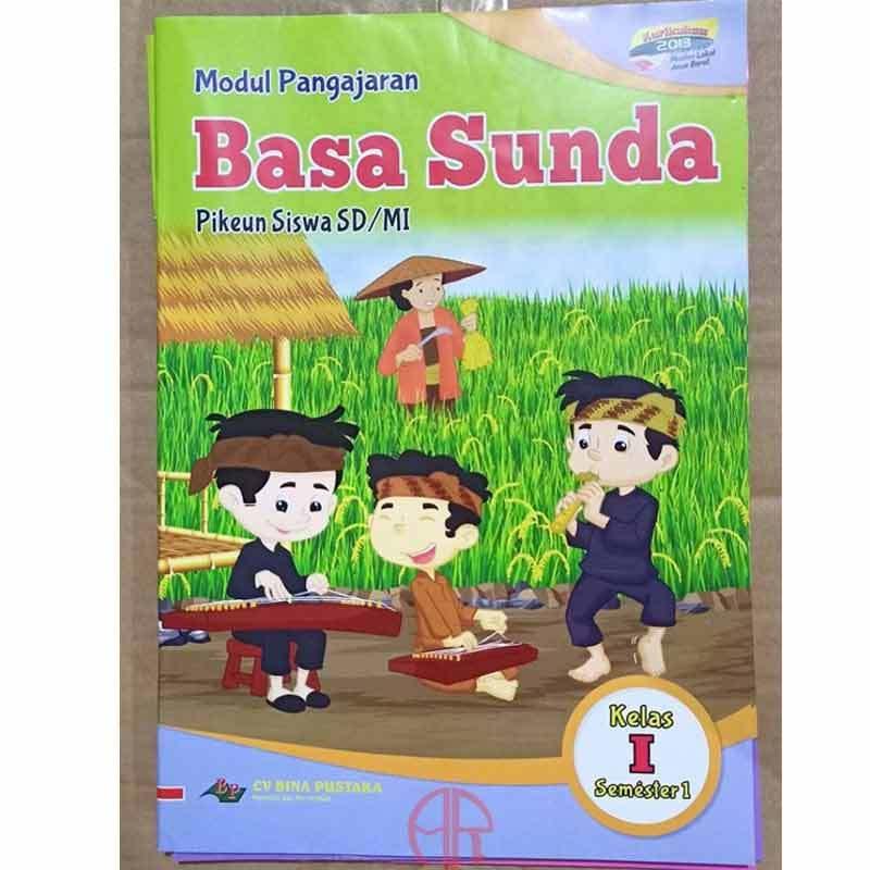 Jual Buku Lks Basa Sunda Kelas 1 2 3 4 5 6 Sd Mi Semester 1 Online Januari 2021 Blibli
