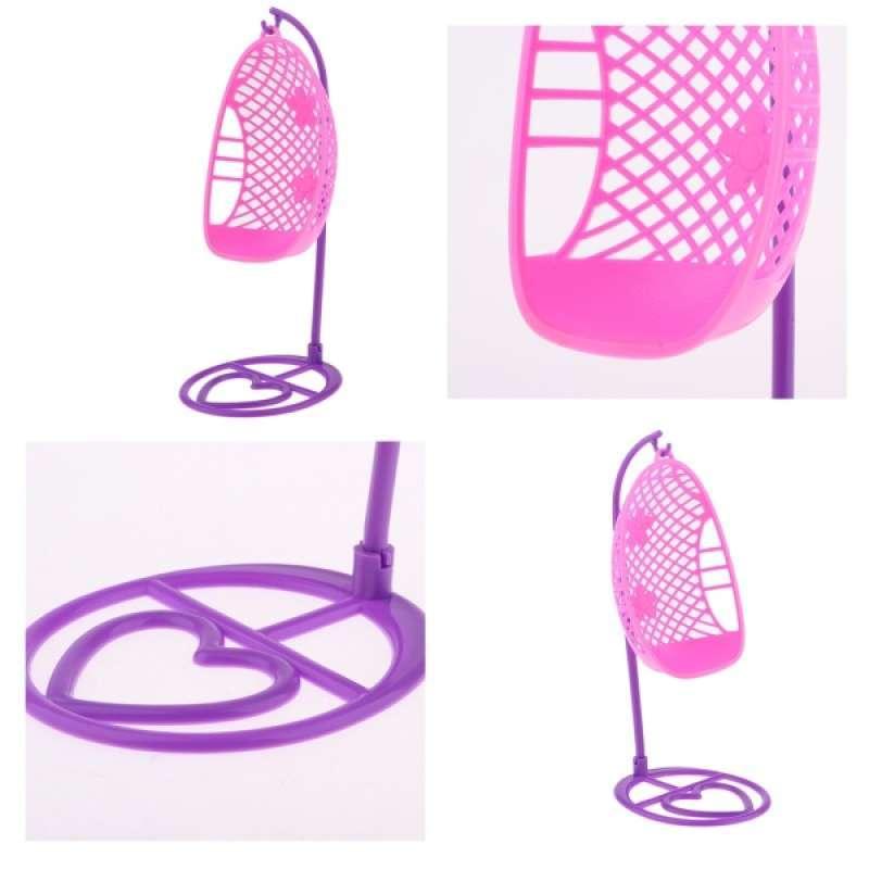 Jual 2pcs Hanging Swing Chair Hammock Sitting Nest For Sister Kelly Doll Online Desember 2020 Blibli