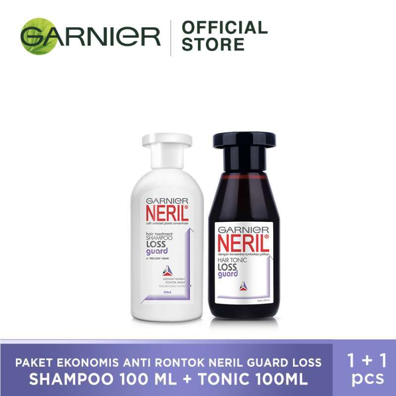 Garnier Anti Rontok Neril Loss
