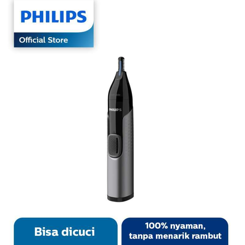 PHILIPS NT3650 16 Nosetrimmer Nose Ear Eybrow Trimmer Shaver