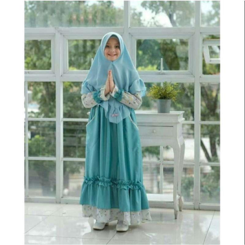 Jual Gamis Anak Baju Muslim Anak Perempuan Online Maret 2021 Blibli