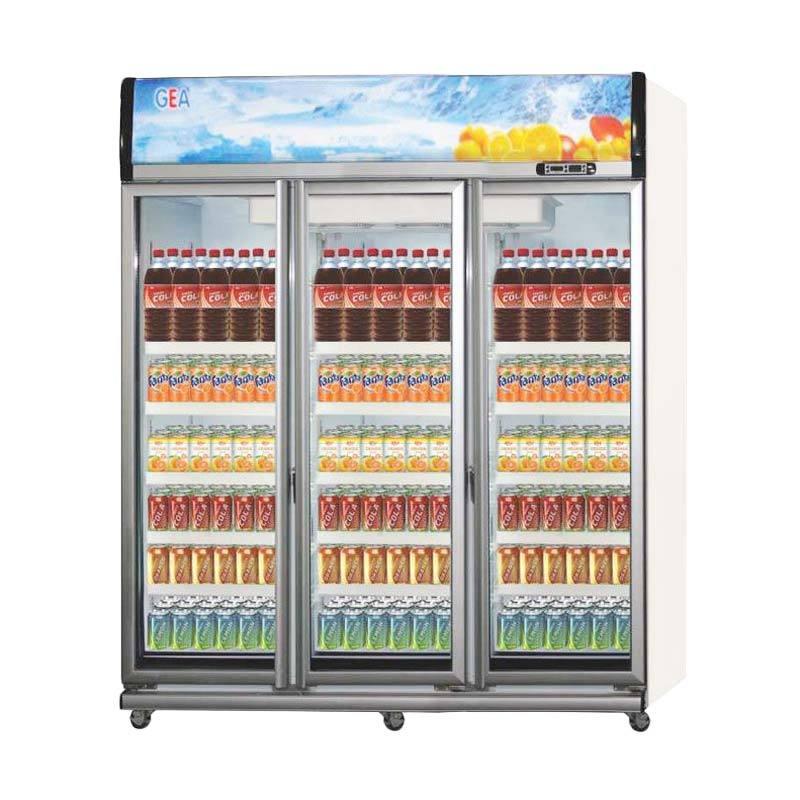 harga GEA EXPO-1300AH-CN Display Cooler [3 Pintu] Blibli.com