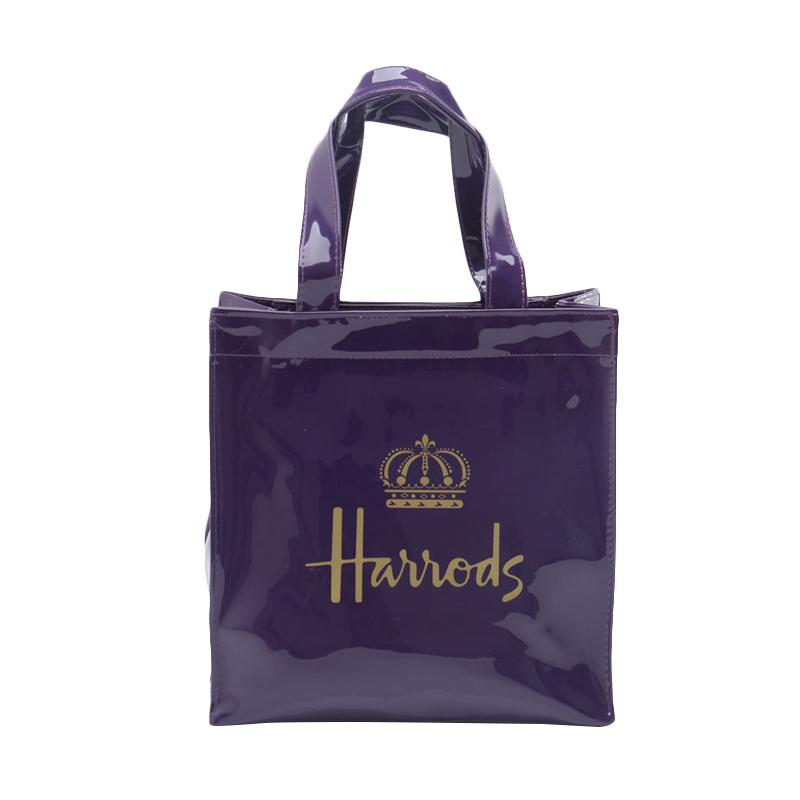 Harrods harrods 081 tote bag tas wanita   purple full04