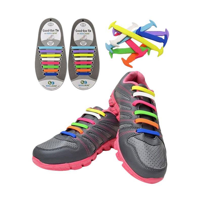 Koollaces Anak Tali Sepatu - Rainbow