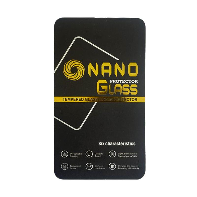 Nano Tempered Glass Screen Protector for Sony Xperia M5 - Clear
