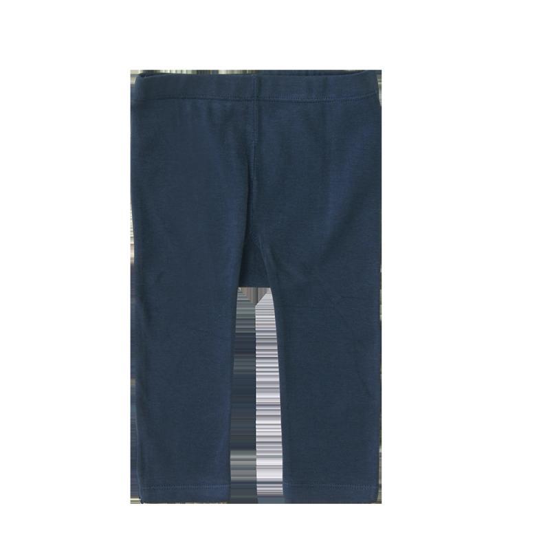 Bearhug Legging Celana Bayi Perempuan - Navy [6-18M]