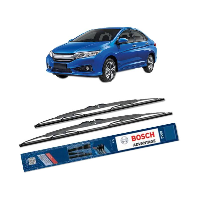 harga Bosch Wiper Advantage for Honda City New [26 & 14 inch] Blibli.com