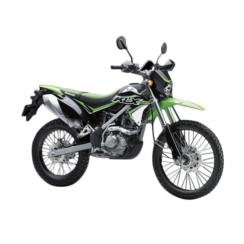 harga Kawasaki KLX 150BF SE Sepeda Motor - Green Blibli.com