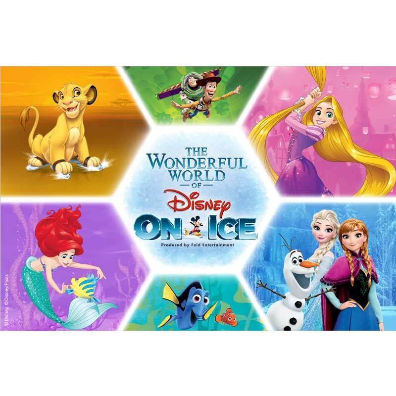 harga Disney On Ice - Show 7 on 22 April 2017 E-Ticket [14:30 - 16:30] Blibli.com