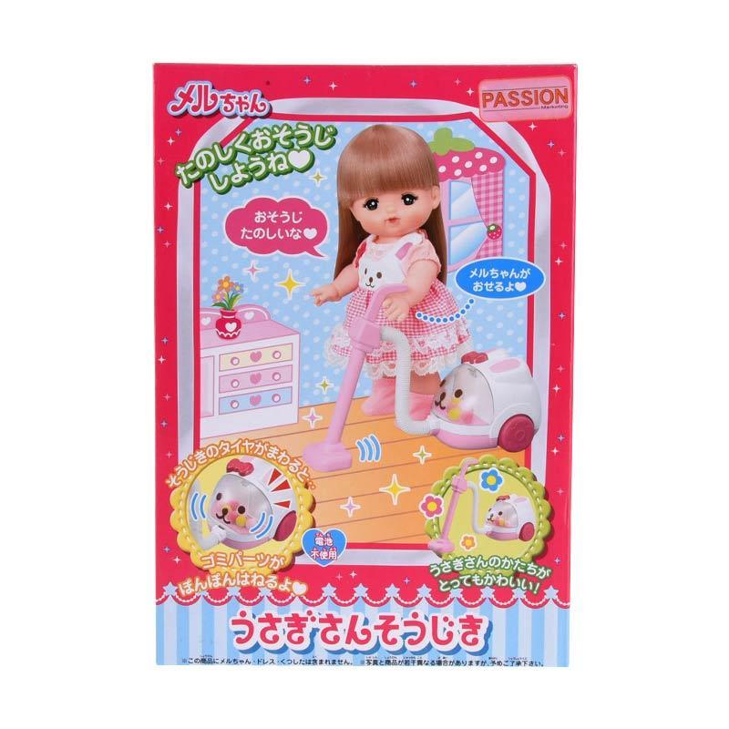 Mel Chan Vacuum Cleaner Mainan Anak